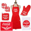 Wholesale Fashion New Arrival Design Pattern Kitchen Cooking Apron Set