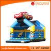 遊園地の跳ね上がりの家はからかう膨脹可能な跳躍の家(T1013)を