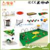 Guangzhou-Cowboy-eben im Freien Schwingen/Kind-Spielplatz-Gerät