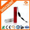 Antorcha brillante del artículo 1 LED Keychain con la batería seca del AA
