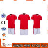 O uniforme projeta o futebol unisex Jersey