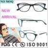 Quatro Eyeglasses do frame de Eyewear do acetato da menina da cor