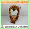 Chapeau animal de l'hiver de tigre de peluche avec Earflap