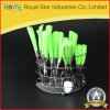 [ستينلسّ ستيل] سكّين مجموعة مع مقبض بلاستيكيّة لأنّ مطبخ/أداة مائدة ([رست0241ك])