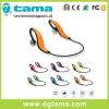 Écouteur de Bluetooth 3.0, écouteur sans fil stéréo universel de dans-Oreille de Bluetooth de Neckband