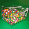 Oberseite 2017, die runde Süßigkeit-acrylsauerzufuhr verkauft