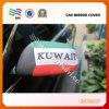 bandeira decorativa feita sob encomenda da tampa do espelho de carro do Natal de 33*30cm