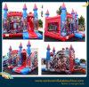 Kundenspezifisches aufblasbares Schloss mit Avenge Karton-Schloss