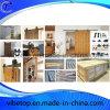 Hardware di vetro del portello di granaio di legno solido