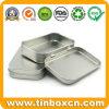 Прикрепленные на петлях олов для коробки подарка Selled металла фабрикой OEM Китая