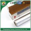 Artículo modificado para requisitos particulares usar el alimento del papel de aluminio con la bandeja plástica