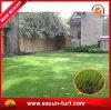 Alfombra artificial de la hierba para la hierba artificial barato china del jardín