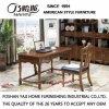 Scrittorio di legno solido delle forniture di ufficio di modo (AS809)