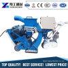 Nettoyage automatique Abrator de route de machine de grenaillage de cylindre d'étage