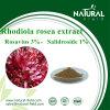 Выдержка Rosavins 3% Salidroside 1% Rhodiola Rosea