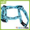 Cão azul Collar&Leashes do produto do animal de estimação da cinta da caixa do jogo