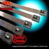 4.6X500mm de Zelfsluitende Banden van de Kabel van het Roestvrij staal