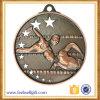 Изготовленный на заказ горячее медаль заплывания спорта бронзы серебра золота надувательства