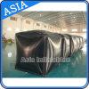 вода брезента PVC 0.9mm дешевая плавая раздувные томбуи