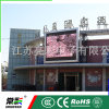 Sports extérieurs de stade annonçant l'écran de P10 DEL