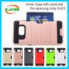 Samsung 주 5/4/3를 위한 내진성 기갑 카드 구멍 전화 상자