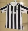 Le 2017/2018 football bon marché Jersey du Jersey du football fait sur commande réglé de chemise d'uniforme du football de Juventus