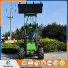 セリウム農場のための公認の新しいデザインZl08小型車輪のローダー