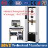 máquina de prueba extensible universal electrónica del control de ordenador de 200kn 20ton