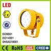 Luz peligrosa del punto de la localización de la base LED
