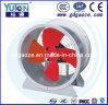 Ventilateur axial de ventilateur de bride d'échappement industriel à faible bruit de conduit