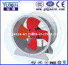 Lärmarmes industrielles Halter-Leitung-Abgas-axialer Gebläse-Ventilator