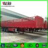 De Aanhangwagen van de Vrachtwagen van de Omheining van de lading die in China wordt gemaakt
