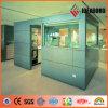Pannello di alluminio del divisorio del cubicolo del rivestimento del PE diplomato ISO/SGS (AE-30A)