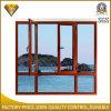 Doppia finestra di vetro della stoffa per tendine con le parti fisse (55 serie)