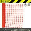 Rete fissa di plastica arancione riflettente della barriera di sicurezza (CC-BR110-09026)