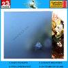 3-12mm dunkelblaue Säure geätzter bereiftes Glas-Lieferant mit AS/NZS2208: 1996