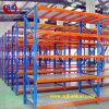 Systeem van de Planken van de Spanwijdte van de Goederen van het pakhuis het Lange & het Stapelen van Rek