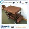 Chariot se pliant simple ou double Tc4208 d'outil de jardin avec la tente