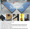 Capteur solaire avec SRCC et Keymark solaire approuvés