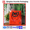 Vêtements en plastique auto-adhésifs clairs empaquetant le sac