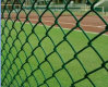 Golf ecologico Court Fence (TS-J400) con Chain Link Mesh