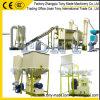 2014 diseña nuevamente la cadena de producción de la pelotilla de 3 t/h fabricante