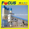 Pianta d'ammucchiamento concreta di prezzi Hzs90 di Competetive, impianto di miscelazione concreto
