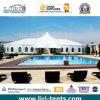 Смешайте Strycture Новый дизайн Большой алюминиевый палатку для свадьбы и партии