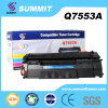 Laser compatible Toner Cartridge para HP Q7553A