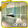 4-19mm Clear Tempered Glass pour Bathroom avec du CE, ccc, ISO9001