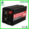 DC12V al inversor de alta frecuencia de la energía solar de AC220V 1500W