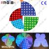 Figura speciale personalizzata LED Digital Dance Floor per il locale notturno del DJ dell'indicatore luminoso della fase