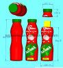 عالة زجاجة شكل تصميم [أوسب] ذاكرة, [أوسب] ذاكرة