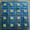 Mattonelle di mosaico Mixed di vetro del Pinwheel della porcellana